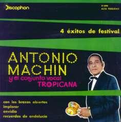 Antonio Latorre - Te Busco / Fuego De Amor / Quiero Y Temo / Escucha Cariño